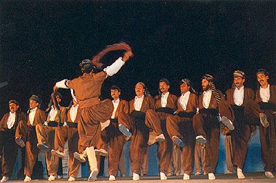 انواع می کردی موسیقی , رقص و حركات موزون محلی كردی